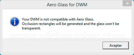 error aero glass windows 8.1