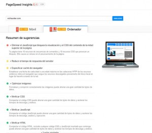google-pagespeed-insights-website