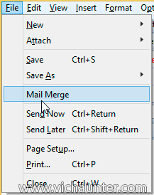 use-mail-merge