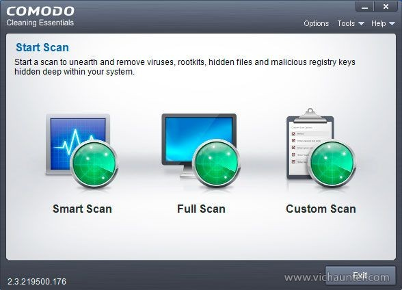 comodo-cleaning-essentials