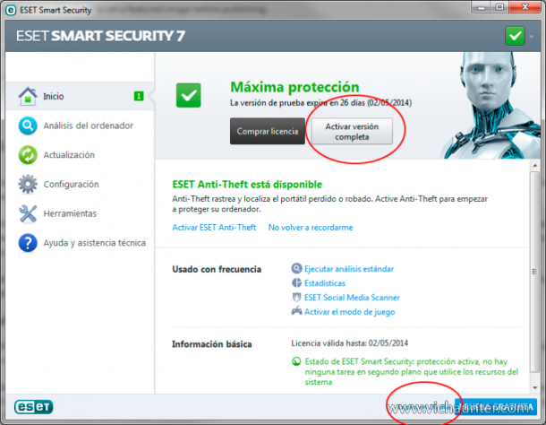 activar-eset-smart-security