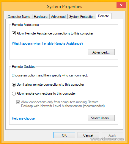 Como Conectar Por Escritorio Remoto A Windows 8 1 Vichaunter Org