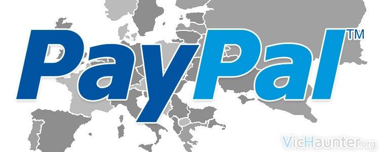 Como cambiar el país de una cuenta de paypal