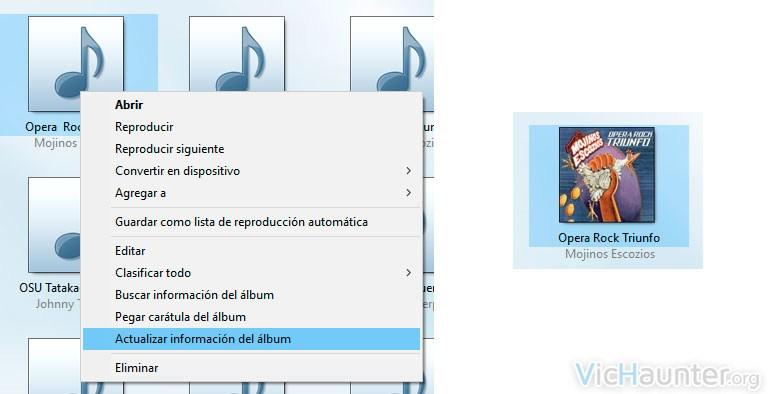 descargar canciones originales con caratula gratis pc