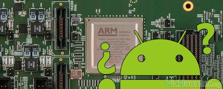 Cómo saber qué procesador tiene tu Android - VicHaunter org