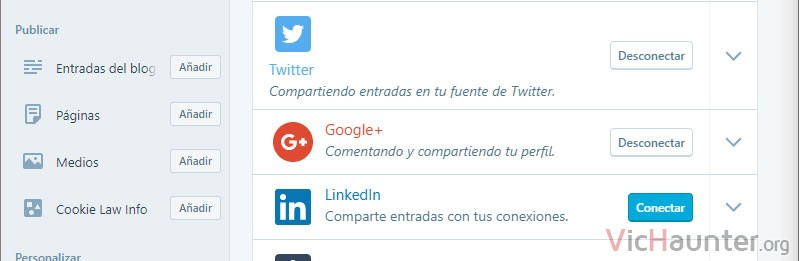 desconectar-google-plus-wordpress