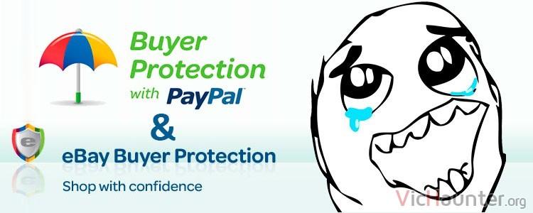 reclamar ebay paypal proteccion al comprador