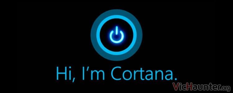 Como reiniciar el pc con Cortana