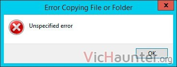 error-copying-file-folder