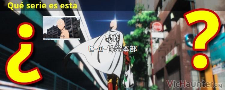 Cómo buscar series anime con una captura