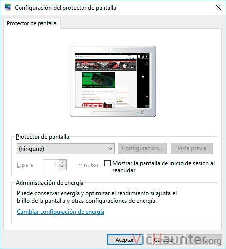 configuracion-protector-pantalla-windows-10