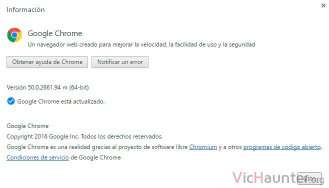 informacion-google-chrome-64-bits