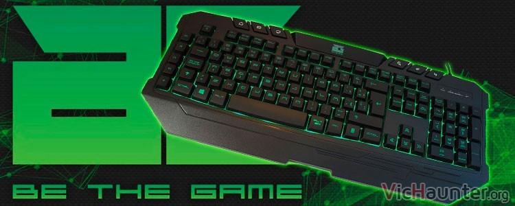 Review y análisis del teclado bg n8hawk