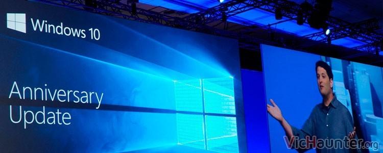 Novedades en la actualización verano windows 10