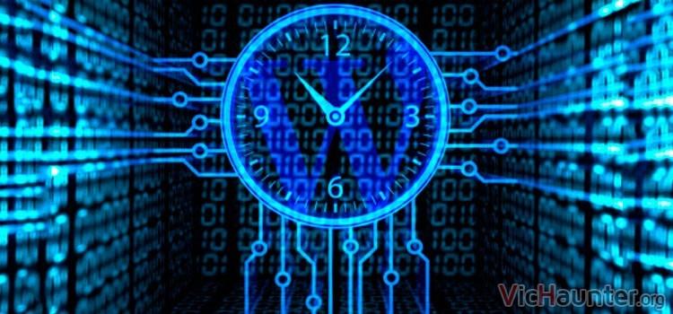 Como poner Wordpress en Hora con el reloj atómico