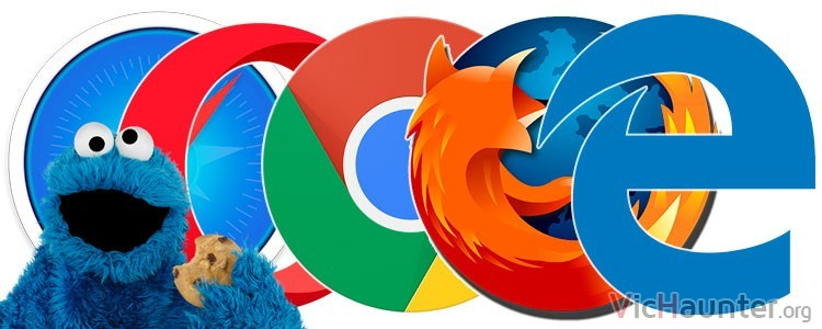 Cómo eliminar cookies en safari opera chrome firefox internet explorer edge