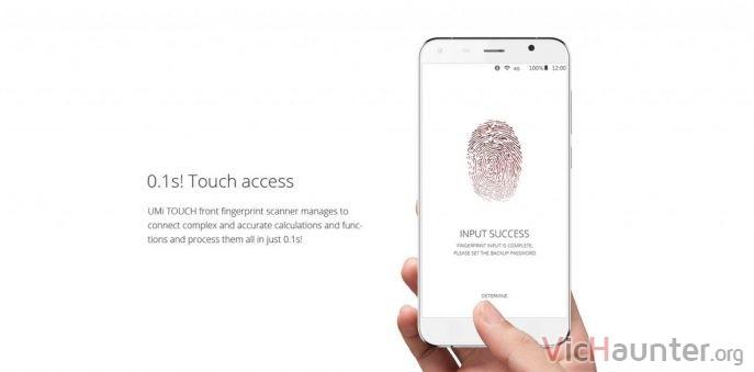 fingerprint-umi-touch-4g