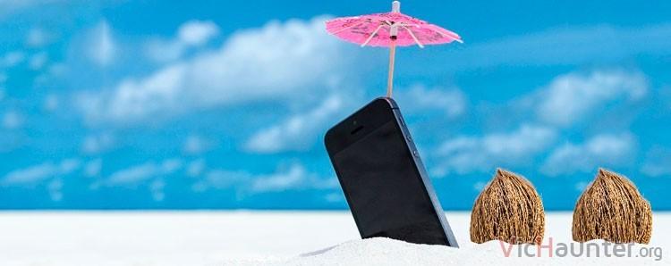 evitar-robo-smartphone-playa