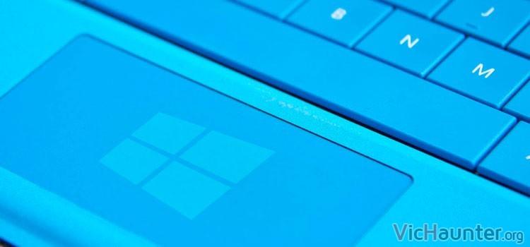 Cómo evitar toques involuntarios en el panel táctil con windows 10