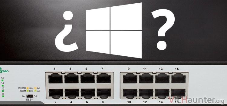 Cómo saber qué aplicación usa cada puerto en Windows 10
