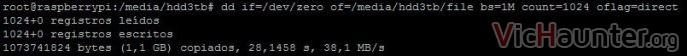 dd-medir-rendimiento-raspberry-pi-usb