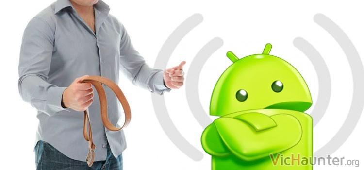 Como limitar el uso de datos en Android Marshmallow 6