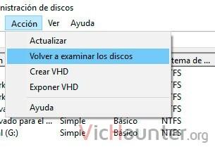 administrador-discos-accion-examinar