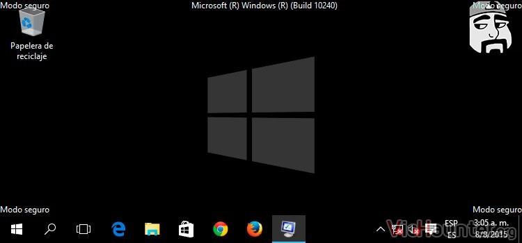 Como reiniciar en modo seguro windows 10