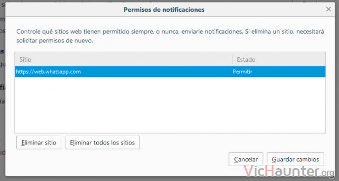 gestionar-notificaciones-firefox