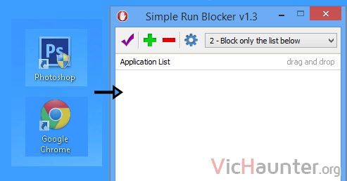 simple-run-blocker