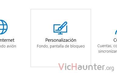 configuracion-windows-10-personalizacion