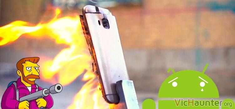 Cómo borrar datos completamente en android