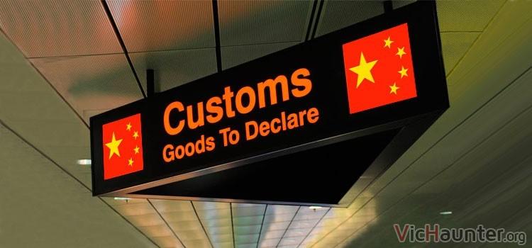 ¿Quién tiene que pagar aduanas, el vendedor o yo?