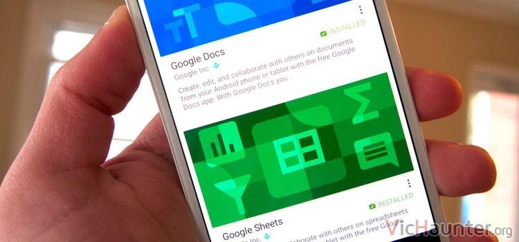 Novedades en google docs y sheets