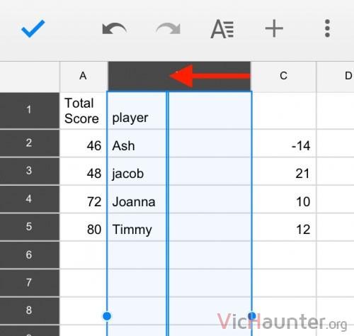 cambiar-ancho-columna-linea-google-sheet-android
