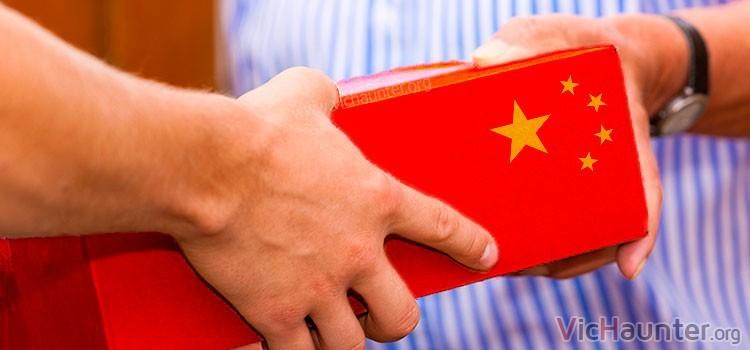 Cómo devolver un producto a china