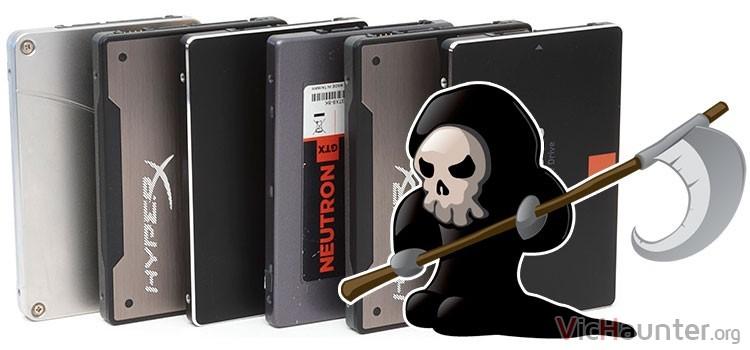 Qué vida útil tiene un SSD