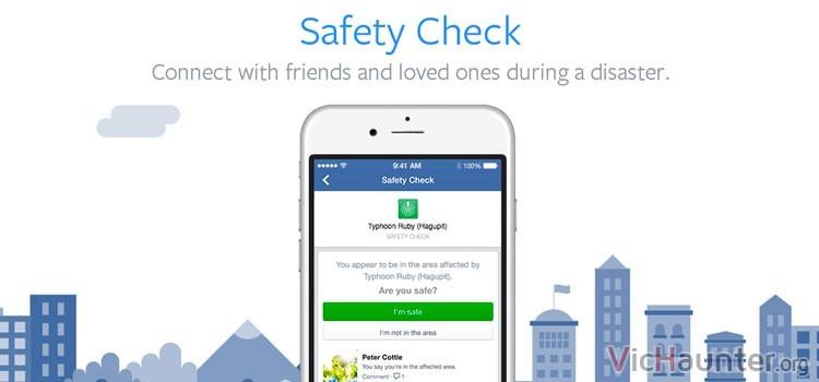 Safety check en facebook llega a todo el mundo