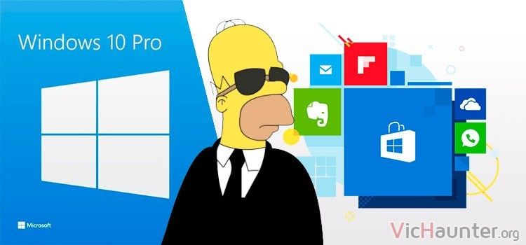 como instalar apps windows sin vincular cuenta