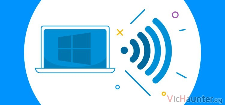 Cómo compartir internet con la wifi de un pc