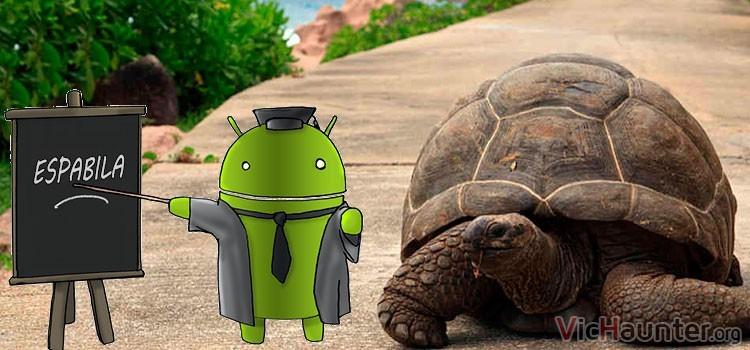 Cómo mejorar el rendimiento de tu android