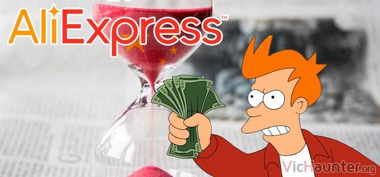 Cuanto tarda en devolver el dinero AliExpress