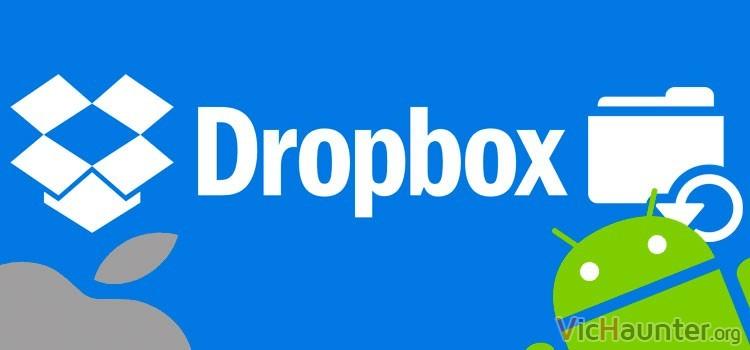 Carpetas offline dropbox android e ios