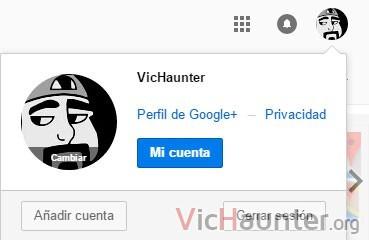 google-mi-cuenta