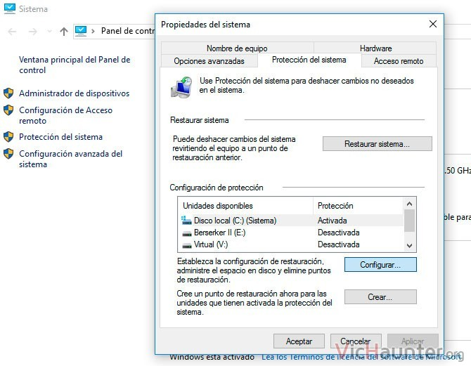proteccion-sistema-windows-10