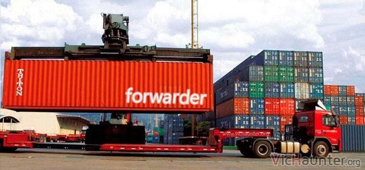 Qué es el forwarder en un tracking