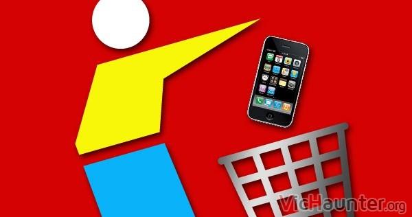 smartphone-movil-basura