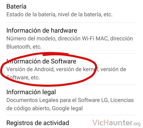 android-informacion-software