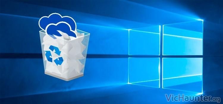Cómo remover OneDrive en Windows 10