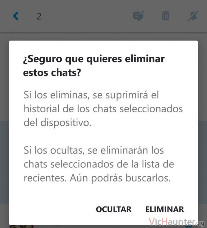 confirmar-eliminacion-skype-android